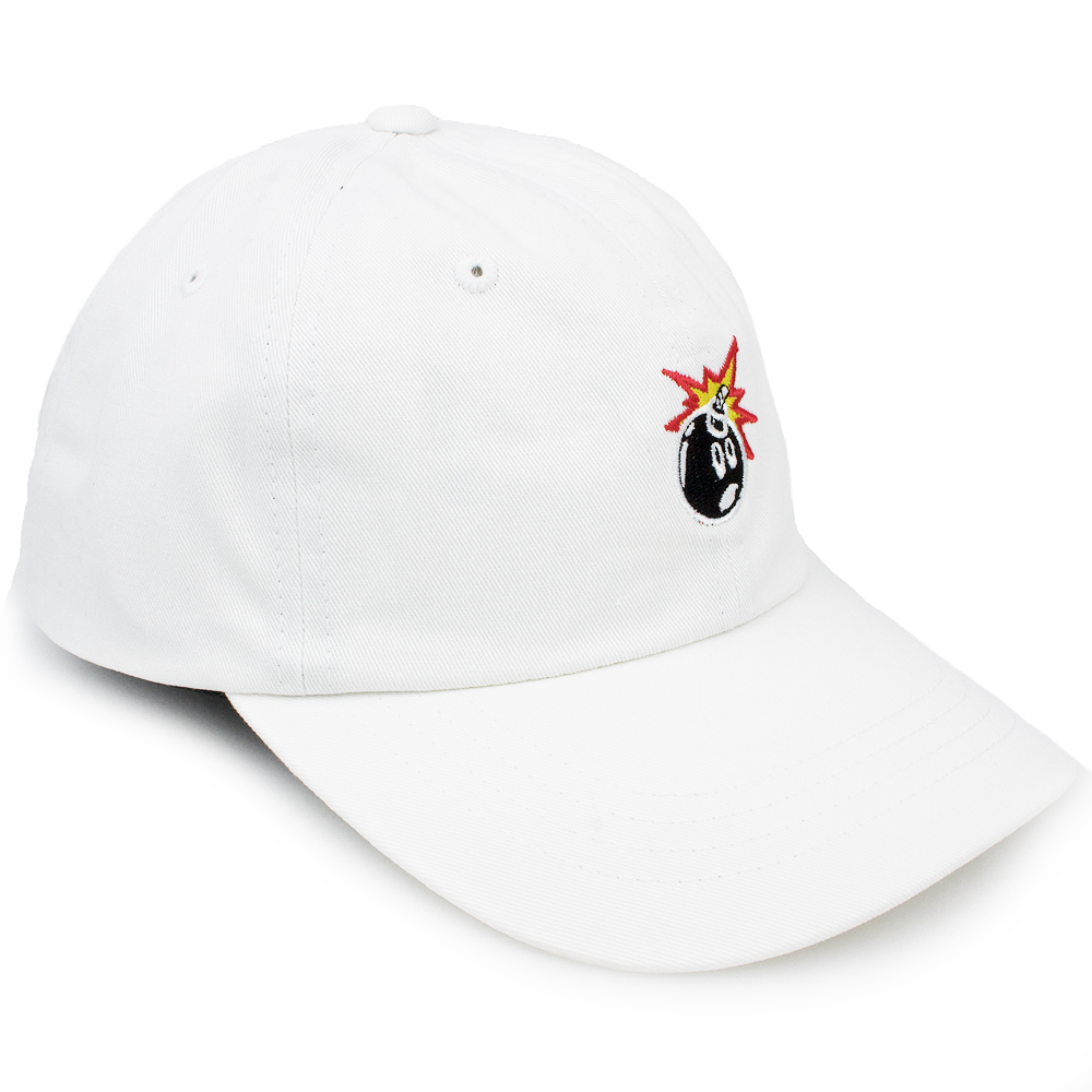 The Hundreds Adam Dad Hat White