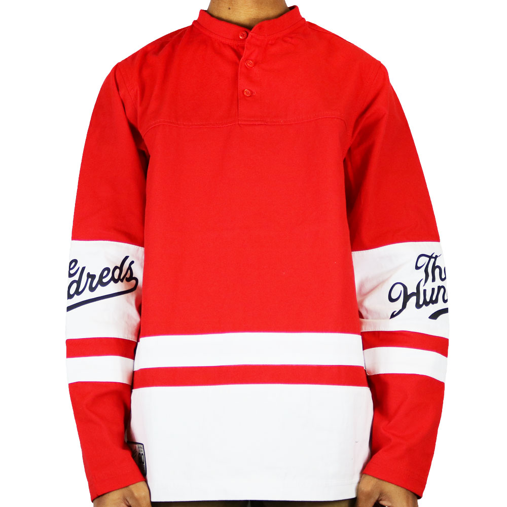 The Hundreds Wayne Hockey Woven