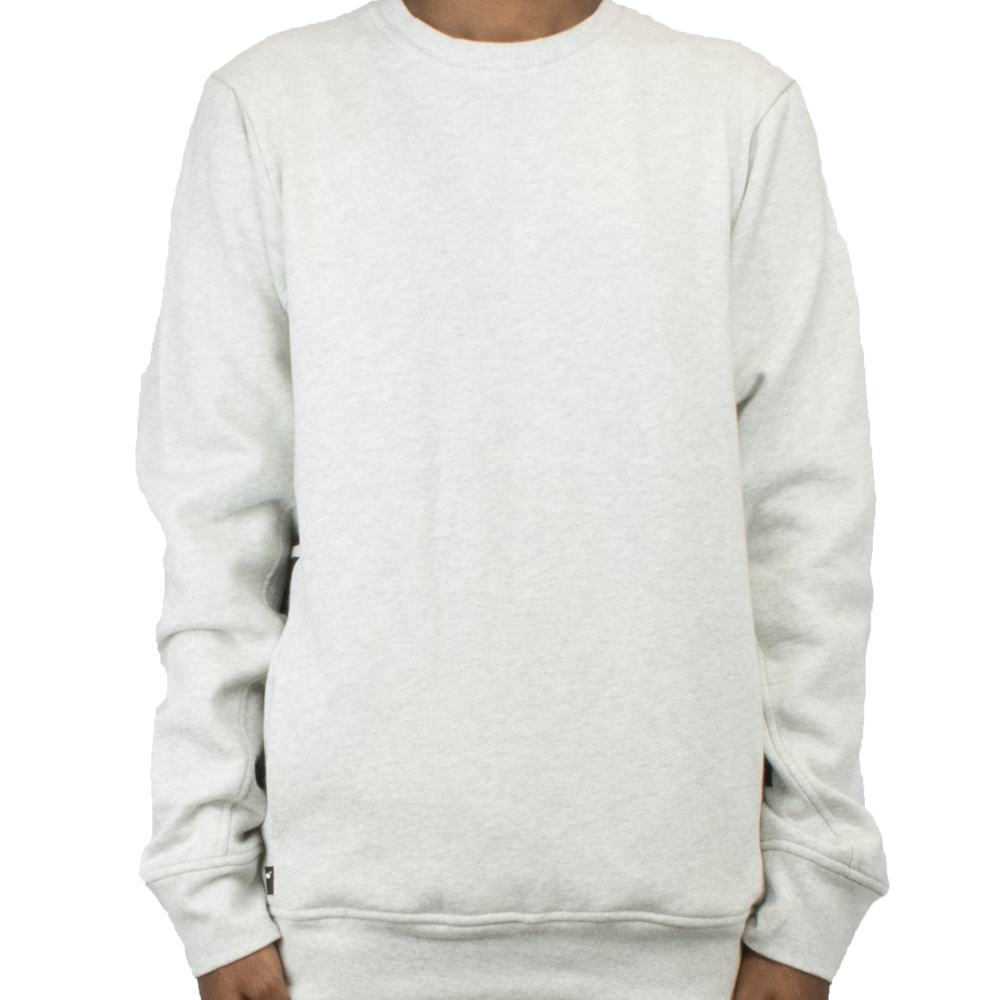 The Hundreds Sidewinder Crewneck White